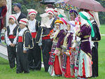 Canada is based on multiculturalism, the proof is in this picture,young turkish canadains celebrating their traditions at Jarry park,Montreal - Le Canada est fond� sur le multiculturalisme  ...